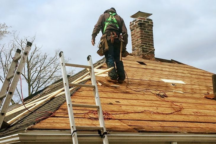 Planning for Safe Roof Work